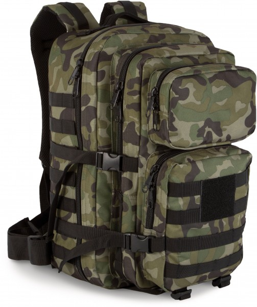 tactical: Rucksack Molle-System