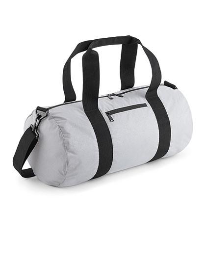 hi vis:Reflective Barrel Bag