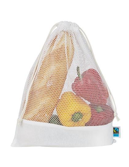 organic:Fairtrade Mesh Bag