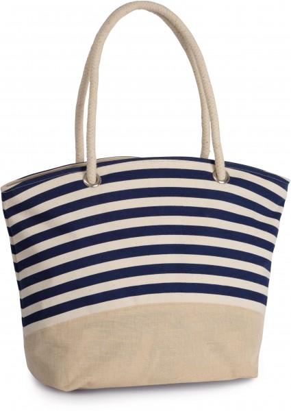 maritim:Jute-Shoppingtasche