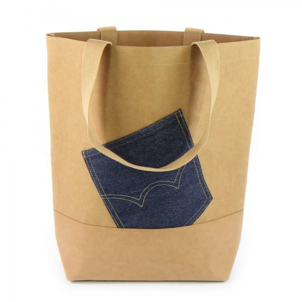 craft:shopper denim
