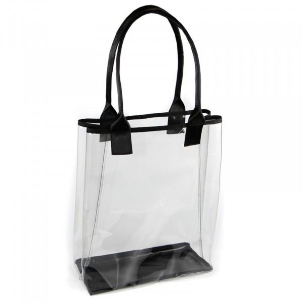 pro:transparent Shopper