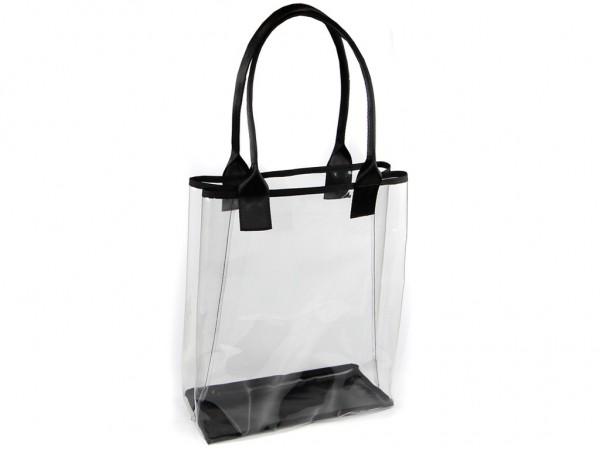 pro:transparent Shopper