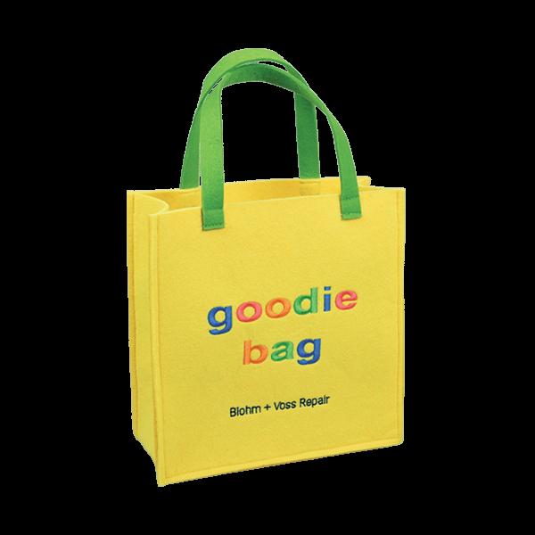 filz:einkaufstasche