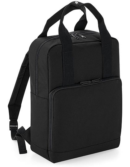 poly:Twin Handle Backpack